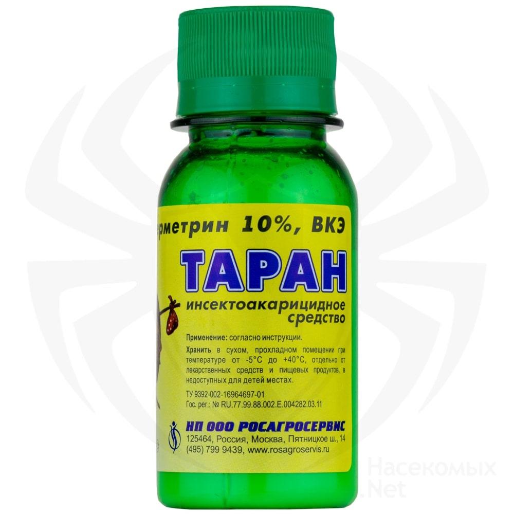 Купить Таран, 50 мл средство от клещей и тараканов