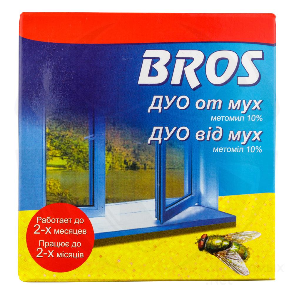 Купить Bros Дуо, 1 шт средство от мух с феромоном