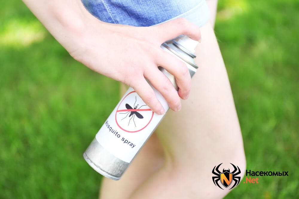 Как бороться с комарами фото