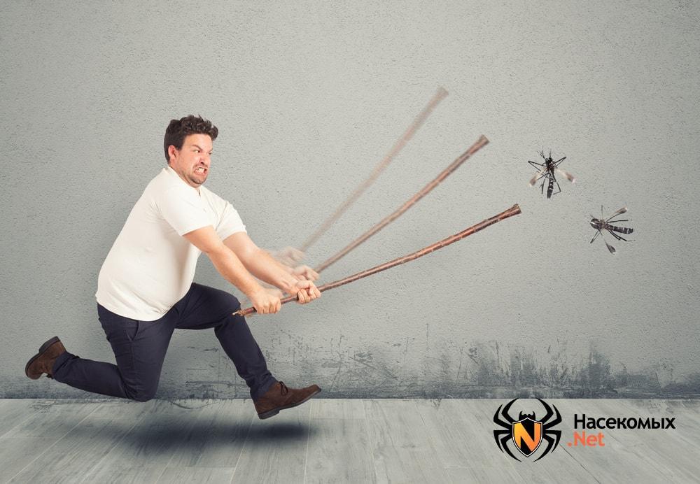 Как защититься от комаров
